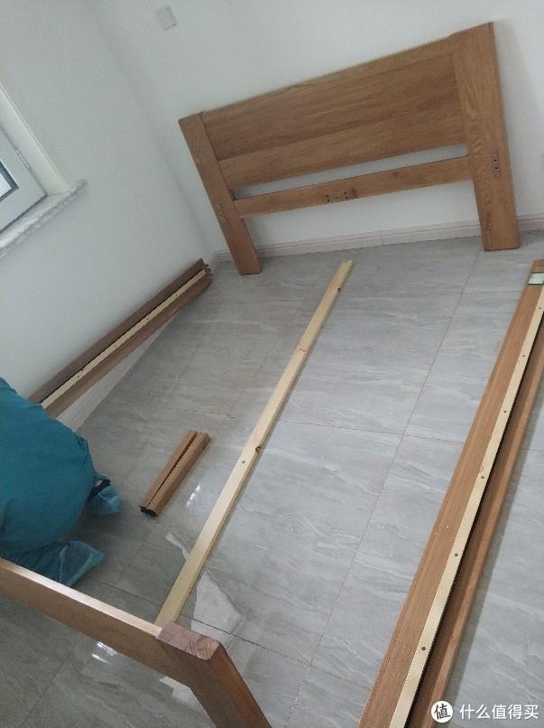 无箱体床安装