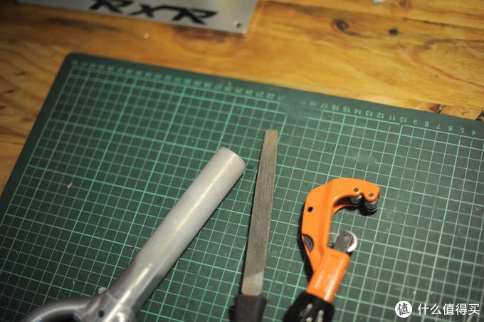 准备截管器 锉刀