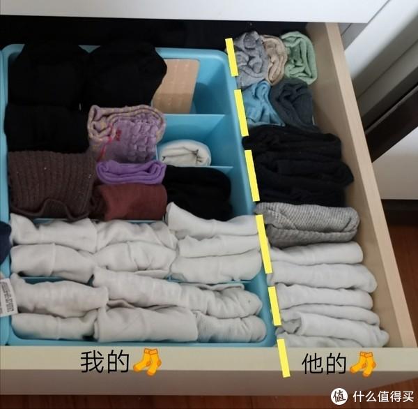 衣柜叠衣大法,看完你也整理完衣柜了吧