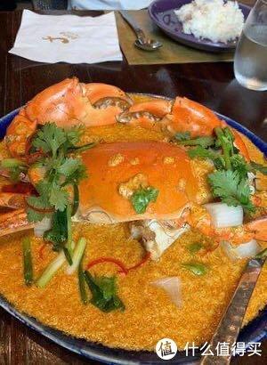 惊为天人的咖喱蟹