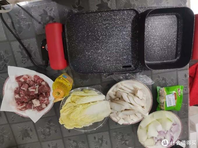 荣事达涮烤一体机开箱体验