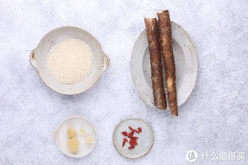营养滋补、香滑甜润的枸杞山药粥,早餐来一碗,暖心又暖胃