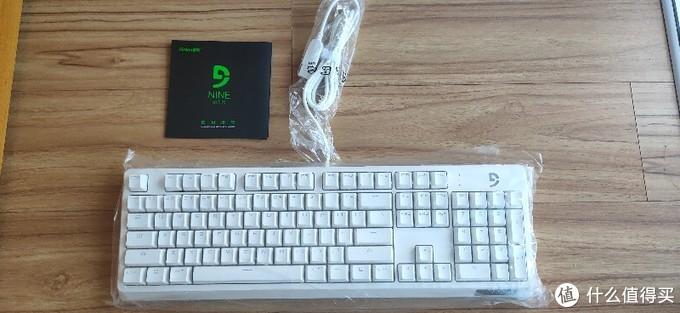 键盘购买一年竟升值50%,体验京东换新(附晒单)