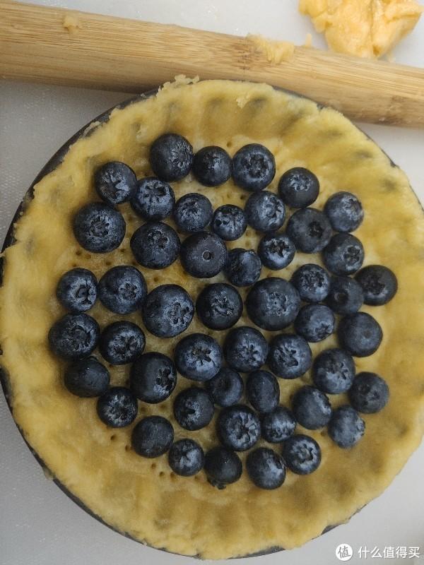 喜欢吃蓝莓可以多加点
