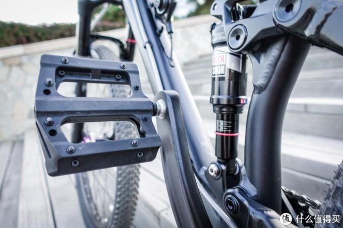 BMX的塑料脚踏