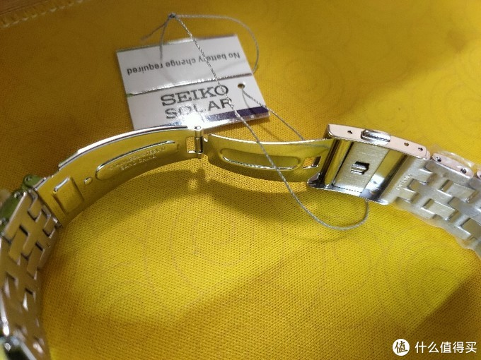 我的日常通勤腕表,SEIKO精工太阳能计时腕表SSC563