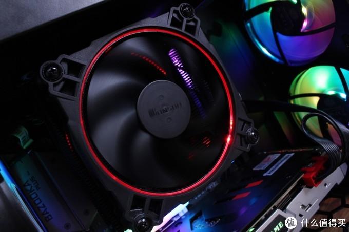 乔思伯CR-301下压散热器+M.2 ARGB散热器开箱及评测