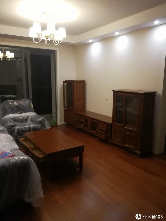 客厅地板图