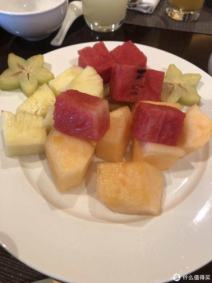早餐水果种类一般