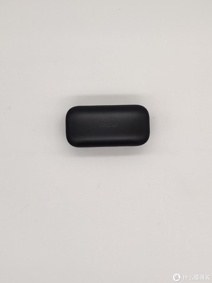 耳机充电仓,这次是有盖子的