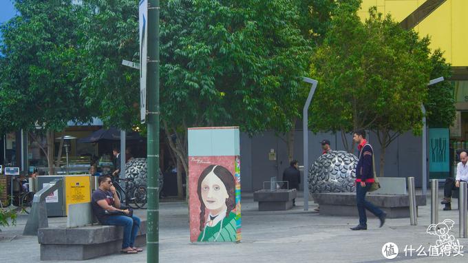 街头艺术好一点的