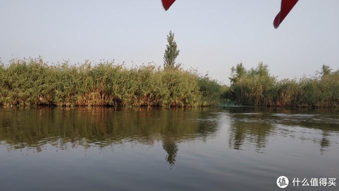 国庆出游-白洋淀野湖