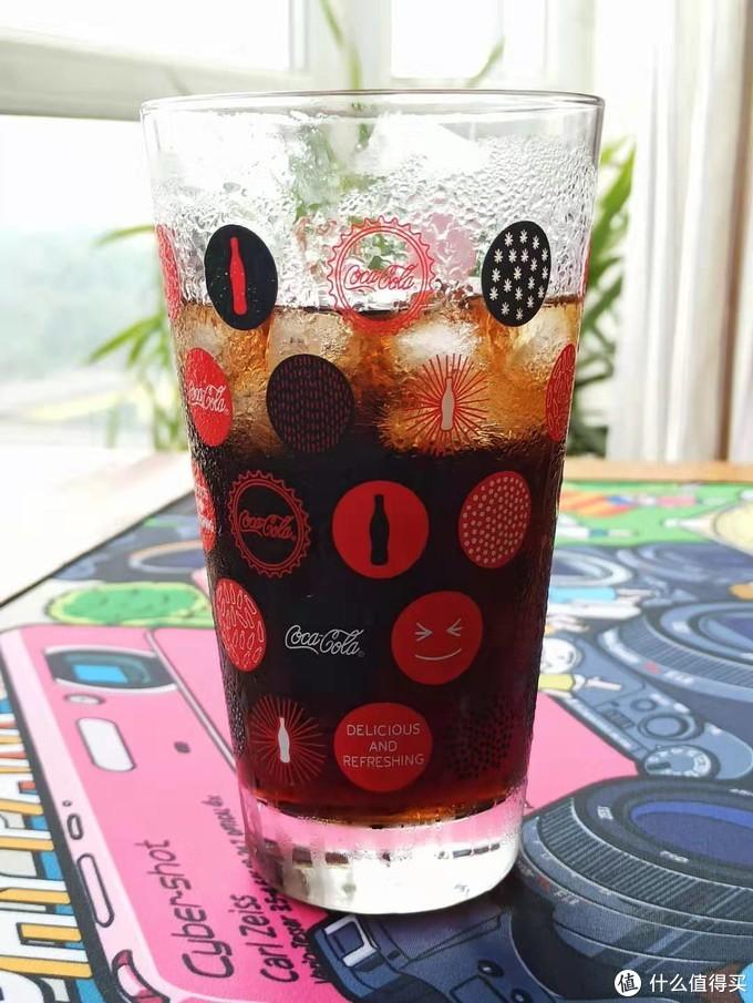 Pasabahce 帕莎帕琦 可口可乐玻璃杯465ml晒单