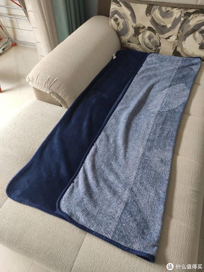 8H 吸湿发热舒适毯