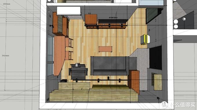 起居室设计图
