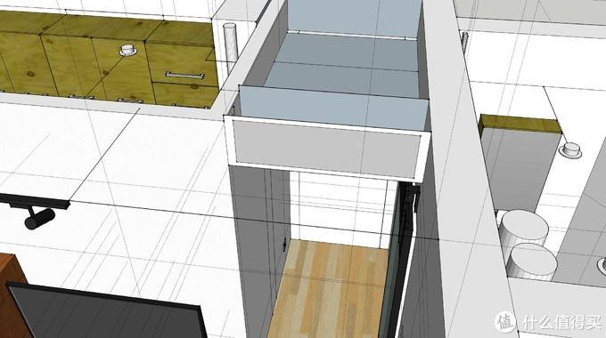 49平米一居室老房改造,预算15万DIY装修全记录(三)