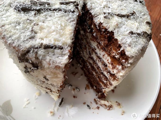 美食晒物:物美价廉,味道浓郁的提拉米苏蛋糕