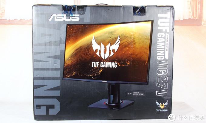 满足你对电竞显示器的所有向往,华硕TUF GAMING VG27V