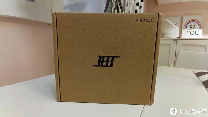 颜值才是第一购买力——JEET AIR PLUS真无线蓝牙耳机评测