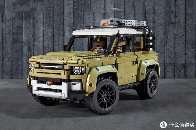 LEGO发布42110合作套装