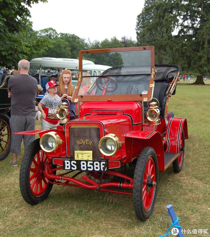 Rover早期生产的汽车