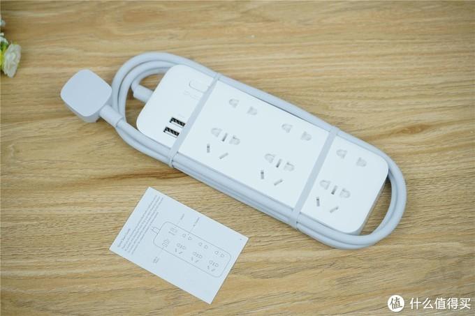 6孔位,18W快充,你觉得这款产品怎么样?-紫米6位延长线插座简单分享