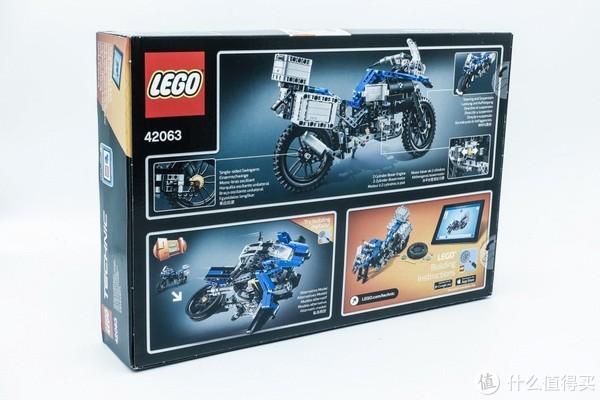 盒子背面是完成品的可动部分功能介绍,主要是传动结构和随动活塞左下角是B模式展示,如果你不想拼摩托车那么就去完成悬浮飞行器吧。。。