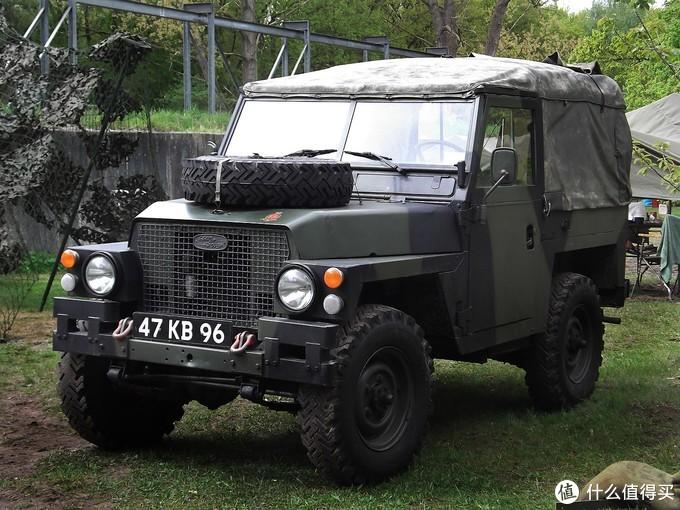 Land RoverSeries III