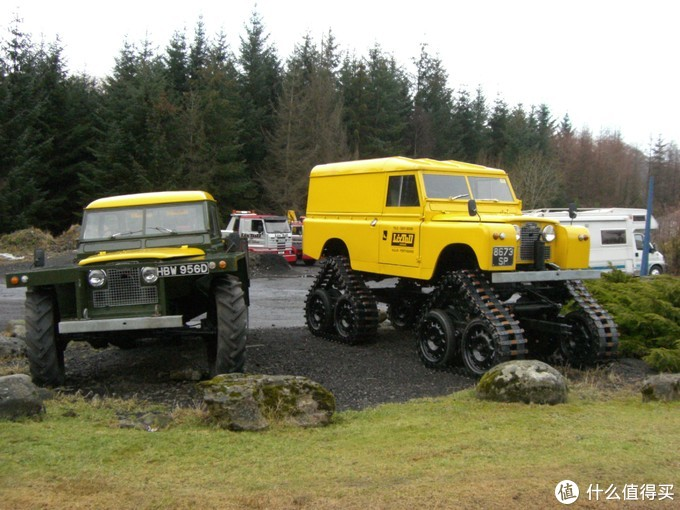 1961-1966 Forest Rover(左边)