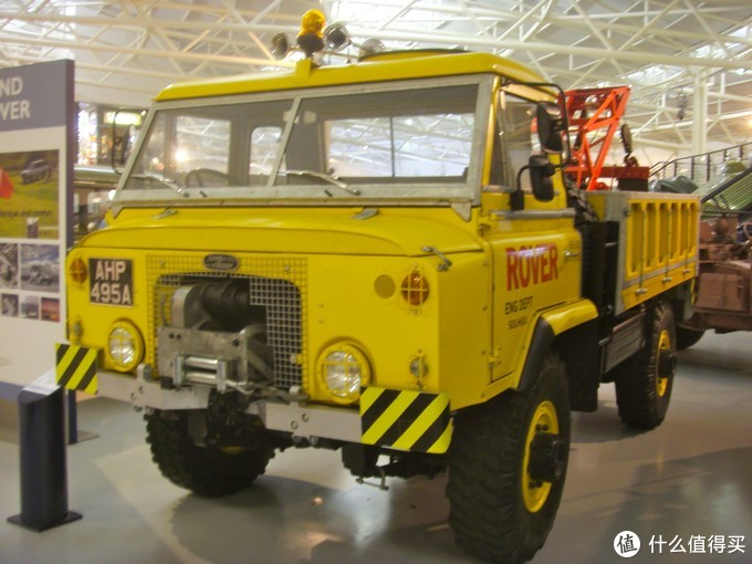 963 Land Rover Forward Control Recovery Wag