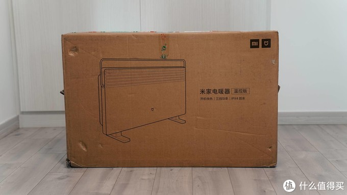 有了它终于可以在阴雨连绵的冬天放肆洗内裤了 – 米家电暖器温控板