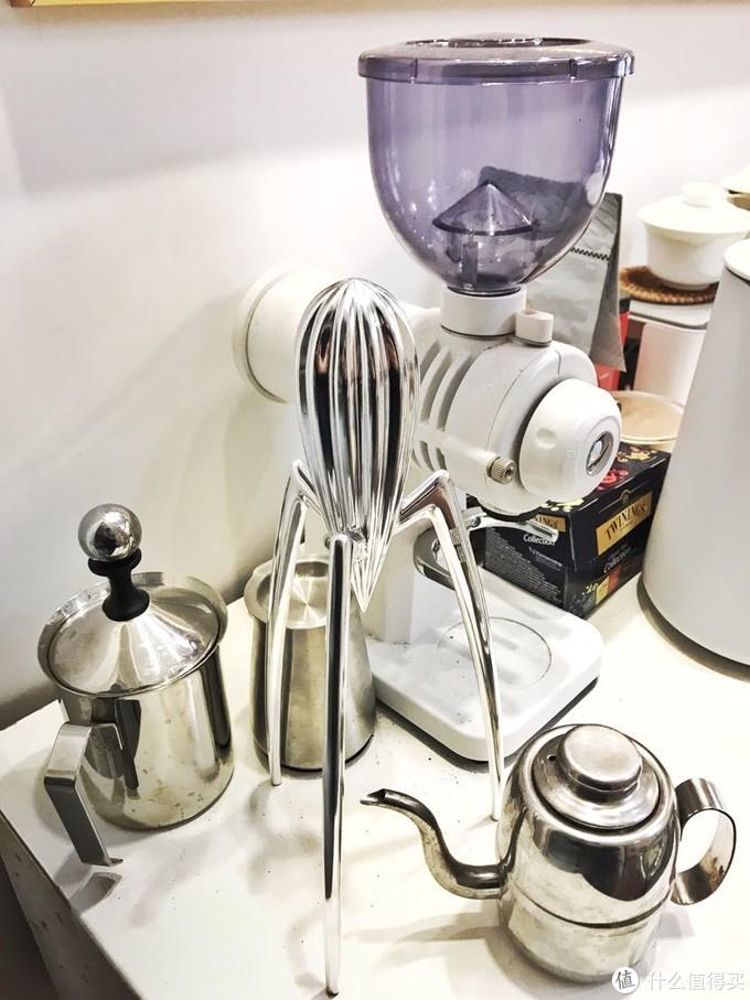 Alessi外星人榨汁器开箱