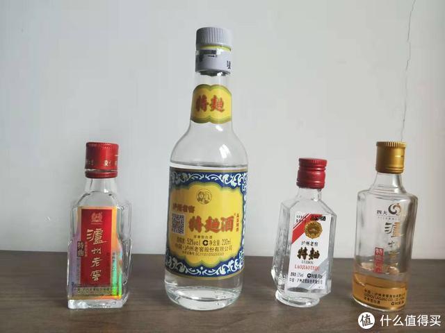 今天来汇总说说我所喝过的泸州老窖浓香酒