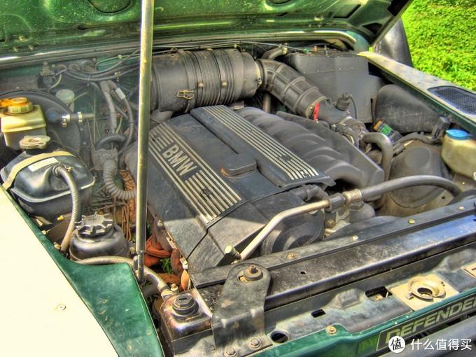 宝马M52发动机