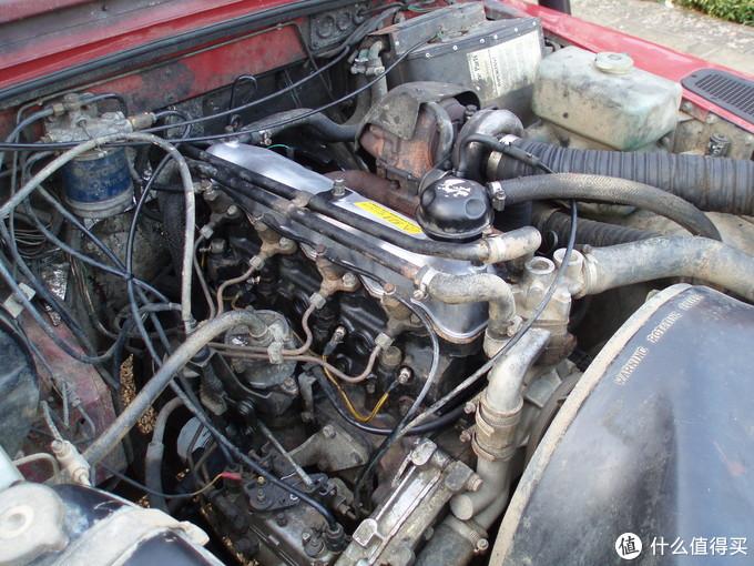 LR19J涡轮增压发动机