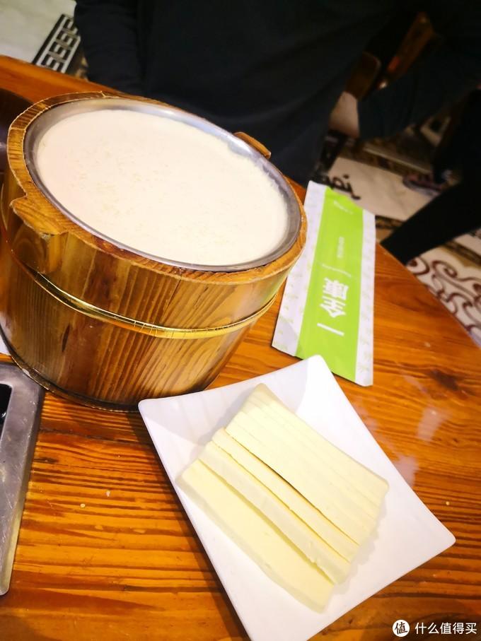 酸奶和奶豆腐