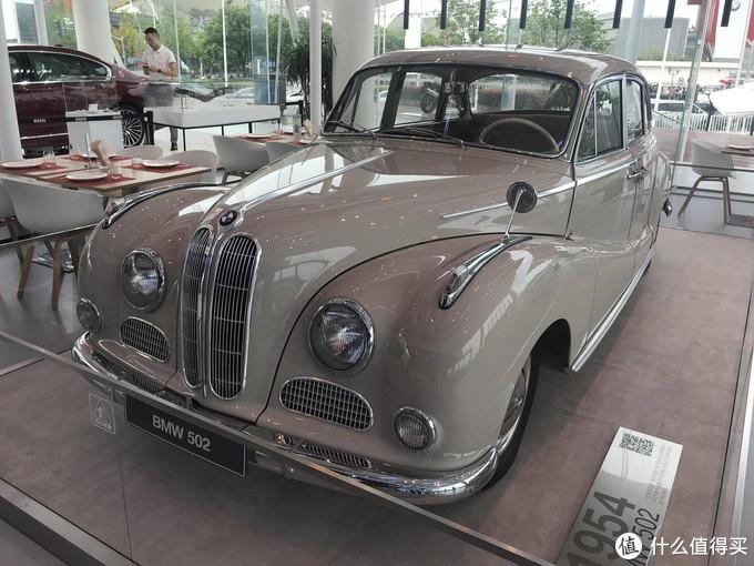 BMW 502,7系前身
