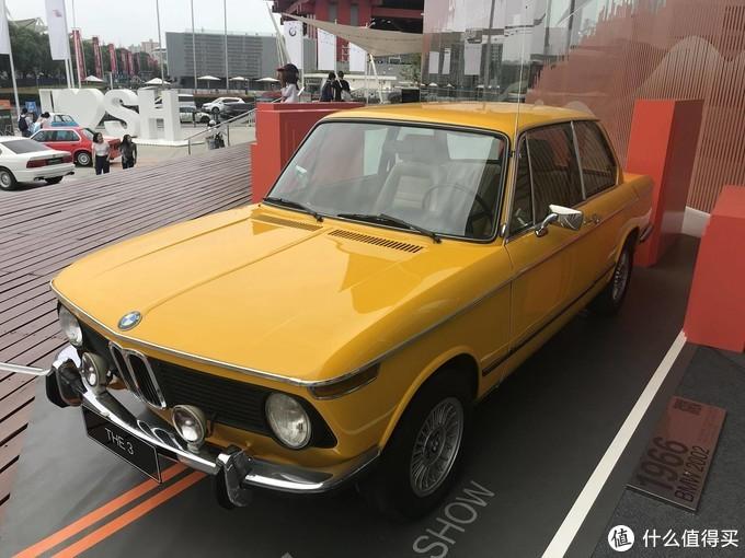 BMW 2002,3系鼻祖