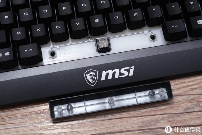 薄膜也能好看又好用,微星GK30 COMBO键鼠套装开箱体验