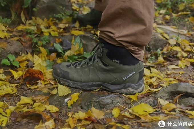 一起来户外 穿上Scarpa莫林加强版防水徒步鞋