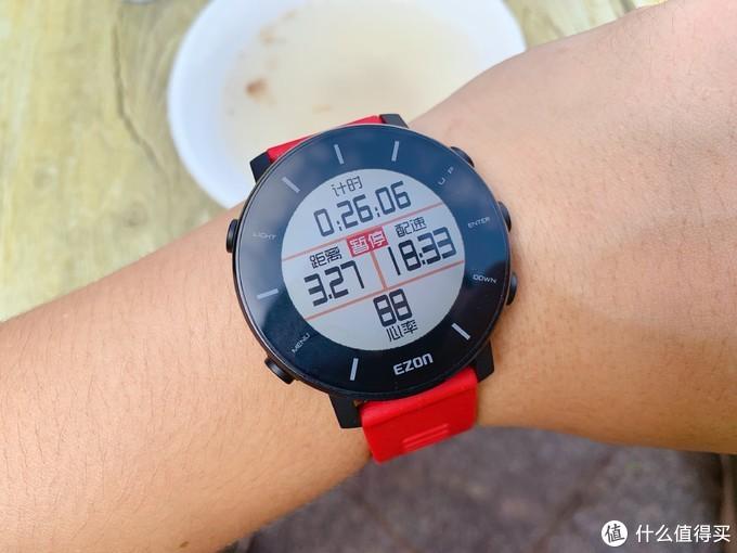 续航长带定位的智能运动手表——宜准 智能GPS运动手表T 935