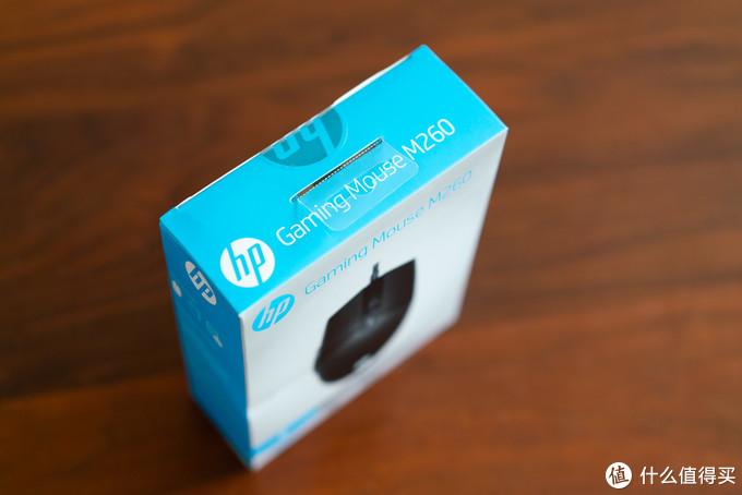 型号:HP Gaming Mouse M260