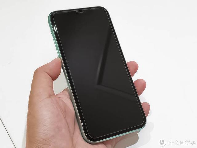 iPhone 11薄荷绿开箱:这绿色不要太好看