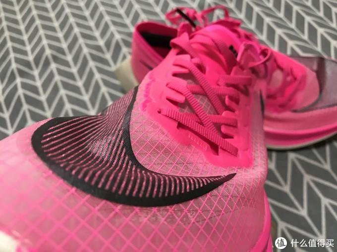 巨资购入的Nike ZoomX Vaporfly NEXT跑步鞋