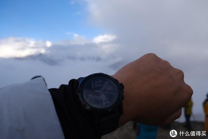 海拔4600,
