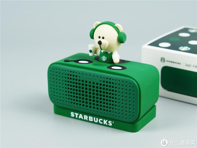 「超逸酷玩」天猫精灵星巴克定制款不光有外观元素还能语音来订购咖啡