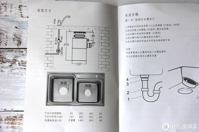 厨房升级攻略,圈厨厨余垃圾处理器使用体验