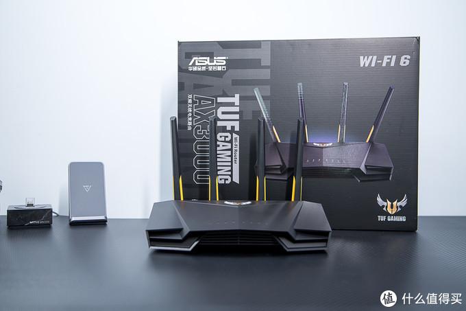 普及WiFi 6路由先锋:ASUS TUF GAMING AX3000电竞路由测评