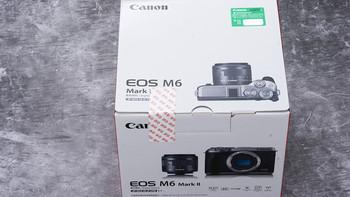佳能EosM6markII图片参数(分辨率|续航|触摸屏|摄像头|指示灯)