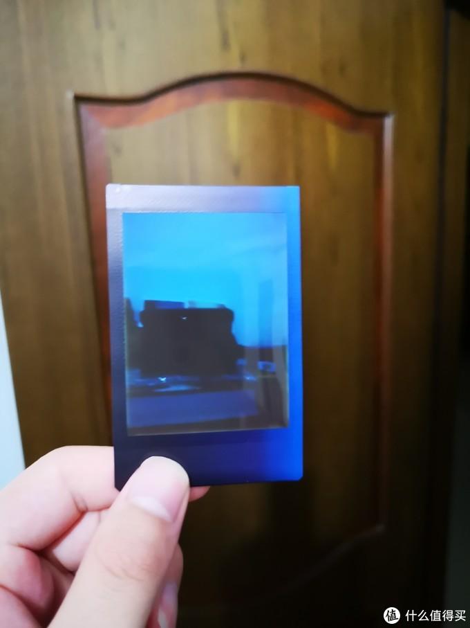 室内未开闪光灯微距拍摄 (对象:Spectra相机)